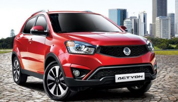 SsangYong Actyon, 2013 г.