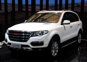 Great Wall Haval H8, 2014
