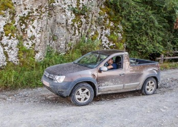 2015 Dacia Duster Pick-up