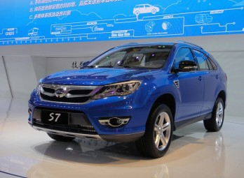 2015 BYD S7