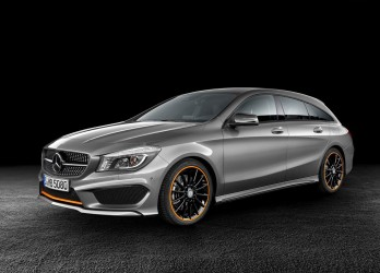 2016 Mercedes-Benz CLA Shooting Brake
