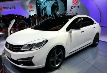 2016 Dongfeng Fengshen L60