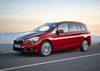 2016 BMW 2-Series Gran Tourer