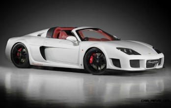 Noble M600 Speedster Concept