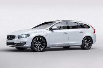 2015 Volvo V60 Twin Engine Special Edition