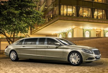 2016 Mercedes-Maybach Pullman S600