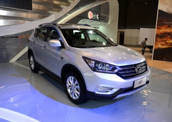 2014 Dongfeng Fengshen AX7