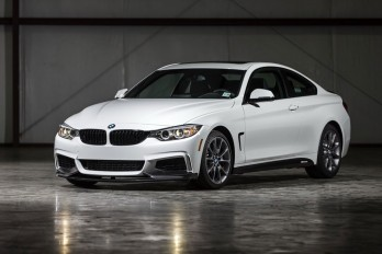 2015 BMW 435I ZHP Coupe