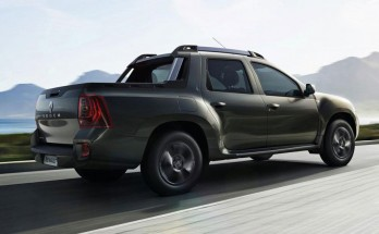 2016 Renault Duster Oroch