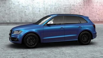 2016 Audi SQ5 Competition