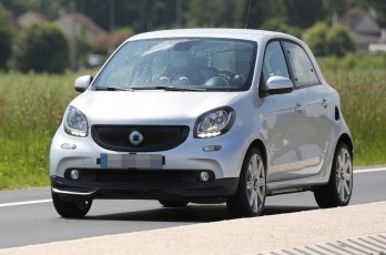 Smart ForFour �� Brabus