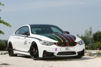 BMW M4 DTM Champion edition от TVW Car Design