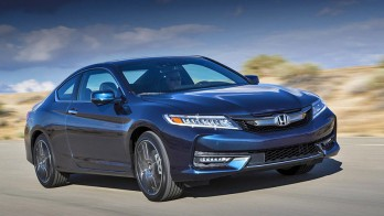 2016 Honda Accord Coupe (US)