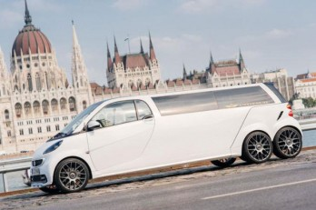 Smart ForTwo Limousine