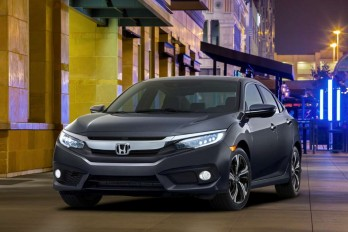 2016 Honda Civic (US)