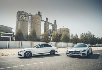 Mercedes-AMG GT S � Mercedes �63 S �� PP-Performance