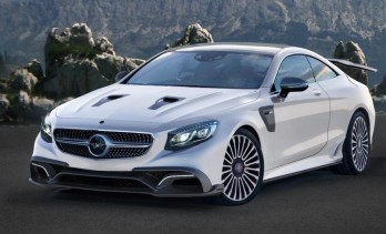 Mercedes-Benz S 63 AMG Coupe от Mansory