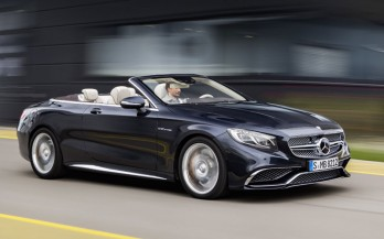 2016 Mercedes-AMG S 65 Cabriolet