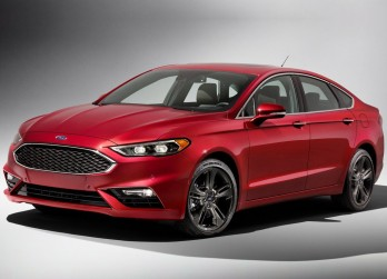 2017 Ford Fusion (Mondeo)