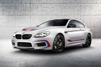 BMW M6 Competition Edition