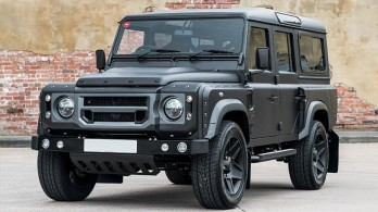 Land Rover Defender The End от Kahn Design