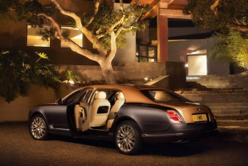 2017 Bentley Mulsanne EWB