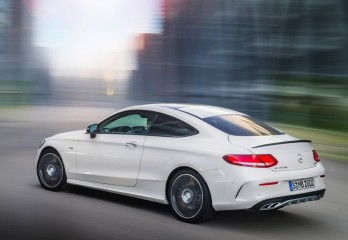 2017 Mercedes-AMG C 43 Coupe