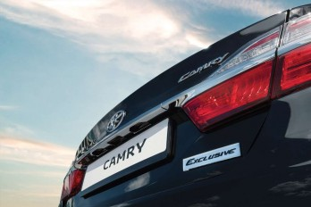 Toyota Camry Exclusive