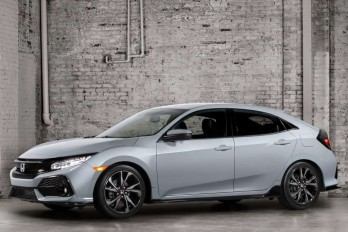 2017 Honda Civic (US)