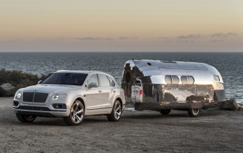 Фаркоп для Bentley Bentayga