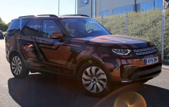 2017 Land Rover Discovery (��������� ����)