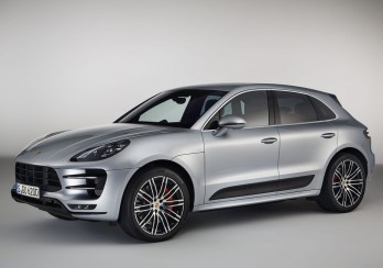 2017 Porsche Macan Performance
