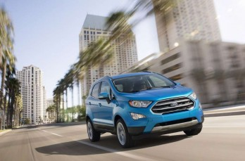 2018 Ford EcoSport (US)