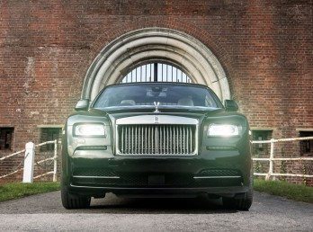 Rolls Royce Wraiths Inspired by British Music