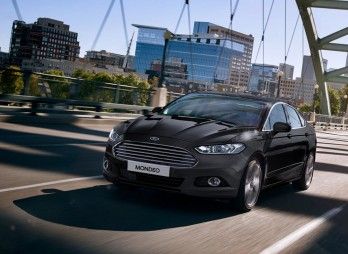 2018 Ford Mondeo Business Edition