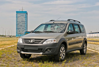Lada Largus Cross Quest