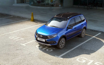 Lada Granta Cross Quest