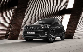 Hyundai Creta Black&Brown