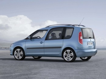 Skoda Roomster 1.2i MT Ambition + пакет CITY