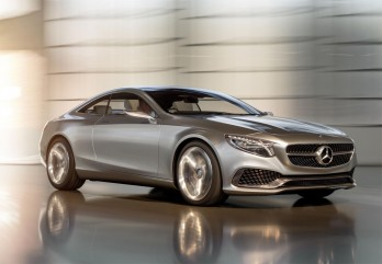 Mercedes-Benz S-Class Coupe, 2014