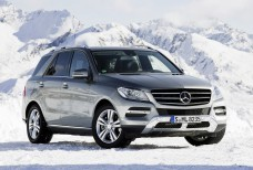 Mercedes-Benz ML, 2014