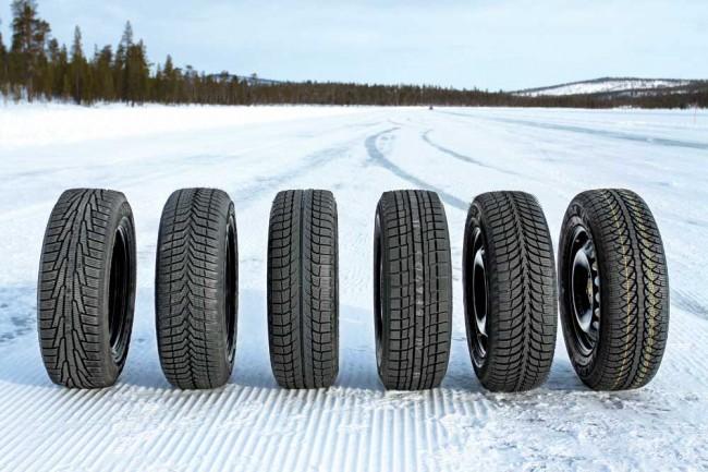 Зимние шины: Самые интересные предложения сезона