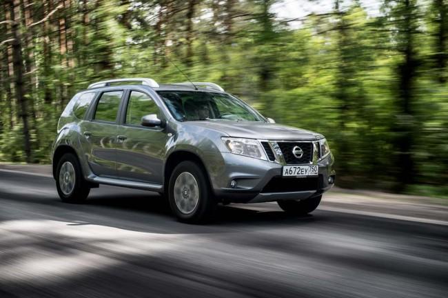 В России стартовали продажи Nissan Terrano