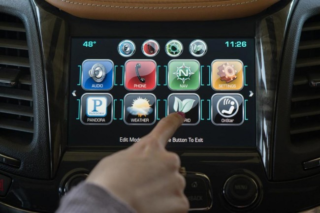 Автомобильные системы мультимедиа
