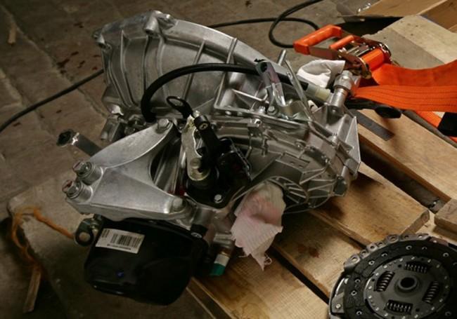 Механическая коробка передач Lada Vesta