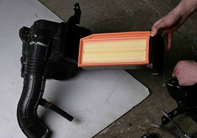 Воздушный фильтр для Lada Vesta