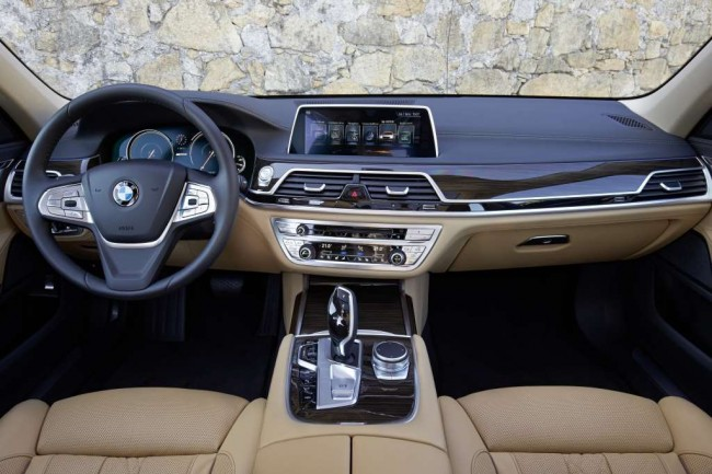 2016 BMW 740Le xDrive iPerformance