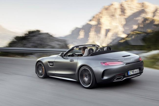 2017 Mercedes-AMG GT Roadster