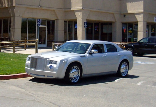Rolls-Royce из Chrysler 300C