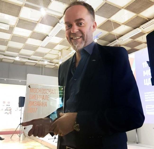 Стив Маттин, глава отдела дизайна Lada